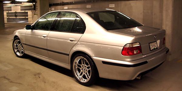 BMW E39 540i - REVscene Automotive Forum